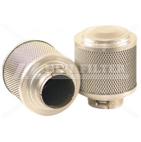 Air Filter For MAN 50.67320.1002 - Dia. 146 mm - SF10080 - HIFI FILTER